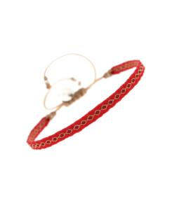 TRIBUTE|Armband Rot