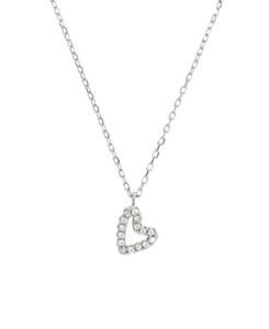 TRUE LOVE|Halskette Silber