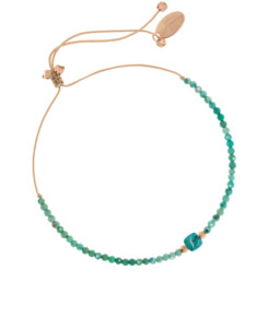 BLUE SHADES|Armband Türkis