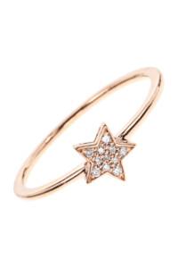 TWINKLE Stern Diamant Ring