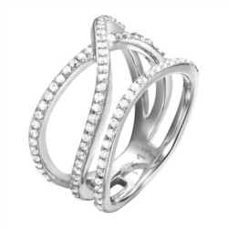 Twisted-Ring Travel Refined
