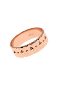 URBAN STYLE Ring rosé vergoldet
