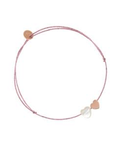 VERSATILE HEARTS|Armband Rosa