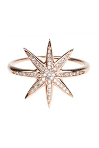 WHITE STAR Diamant Ring Roségold